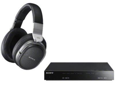 ソニー SONY 9.1ch デジタルサラウンドヘッドホンシステム 密閉型 MDR-HW700DS
